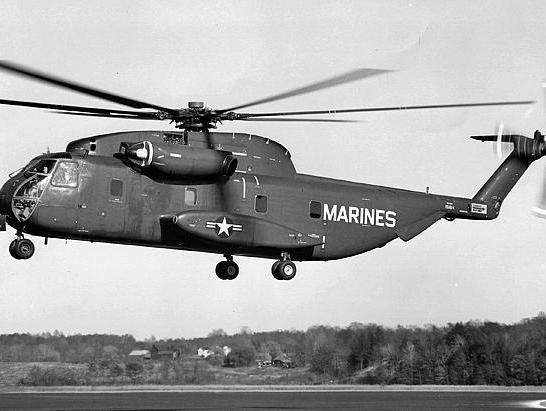 סיקורסקי CH-53 סי סטליון (אתר רשמי , סיקורסקי - לוקהיד מרטין)