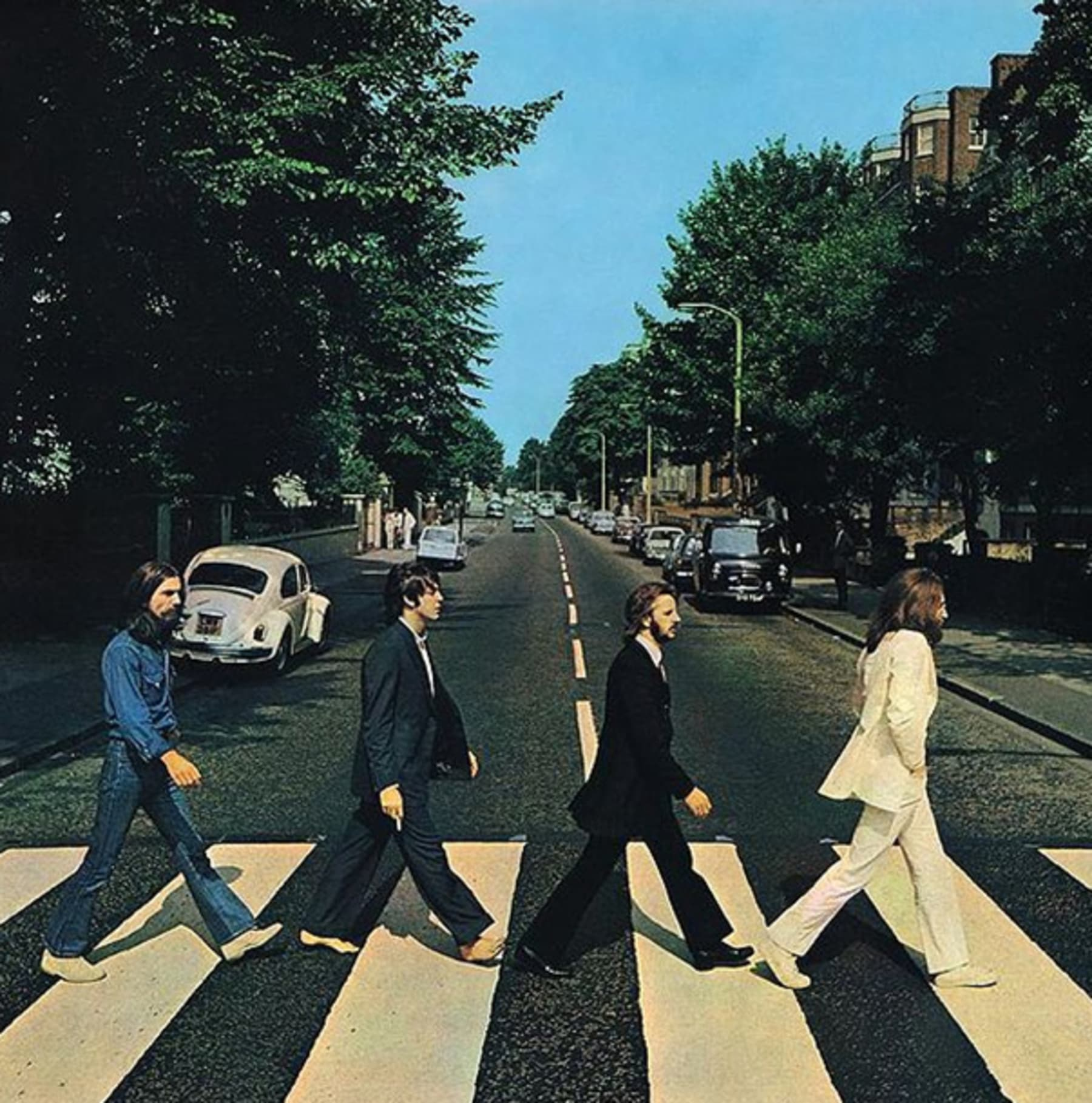 "הביטלס ""Abbey Road"" (יח""צ)"