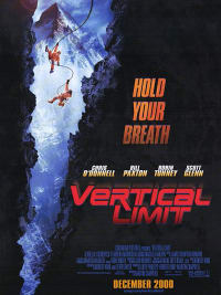 "כרזת הסרט vertical limit (יח""צ)"