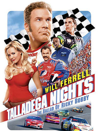 פוסטר הסרט talladega nights the story of ricky bobby (מערכת וואלה! NEWS)