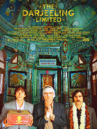 "פוסטר הסרט The Darjeeling Limited (יח""צ)"