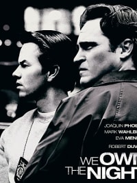 פוסטר הסרט We Own The Night (imdb)