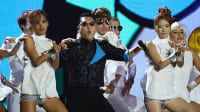 Psy בטקס EMA של MTV (GettyImages , GettyImages, Ian Gaven)