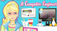מתוך הספר Barbie wants to be a computer engineer (צילום מסך)