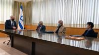 הקמת ועדת בדיקה ממשלתית לחקר רכש הצוללות וכלי השיט ומינוי השופט (בדימוס) אמנון סטרשנוב לעמוד בראשות הוועדה 22 בנובמבר 2020