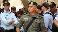 עימאד חסן. דוברות משטרת ישראל