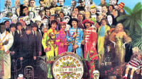 עטיפת האלבום sargent pepper's lonely hearts club band (אתר רשמי)
