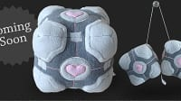 "Weighted companion cube (יח""צ)"