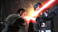 "Star Wars Force Unleashed טריילר משחק (יח""צ)"