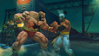"Street Fighter IV (יח""צ , Capcom)"