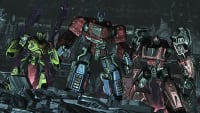 "Transformers war for cybertron (יח""צ)"