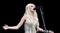 טיילור מומסן, סולנית להקת The Pretty Reckless (GettyImages , Gareth Cattermole)