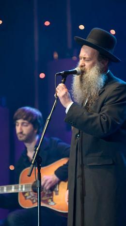 יום הזיכרון שירים בכיכר 2011