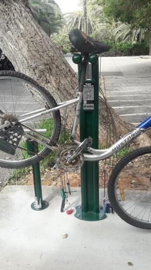 פרויקט הקמת מתקנים לתחזוקה וטיפול באופניים, האוניברסיטה העברית