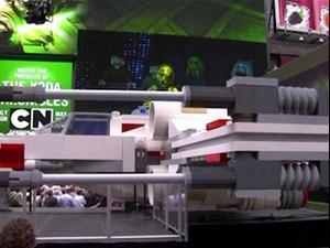 חברת 'לגו' מציגה: הדגם הגדול ביותר בעולם