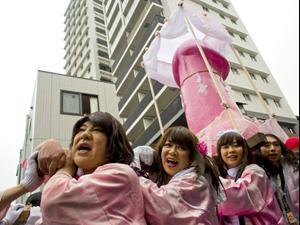 פסטיבל הפין ביפן 2015. רויטרס