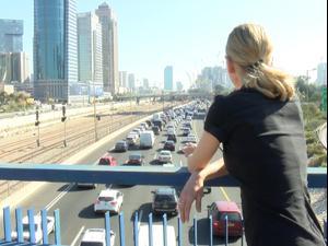 כתבה של קובו מהמדורה יומית על הפקקים בישראל 5.4.17 (מתוקן)