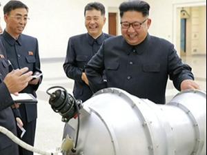 """ND חרף הסנקציות הבינ""""ל ואיומי נשיא ארה""""ב- קוריאה הצפונית ערכה הלילה ניסוי גרעיני"""