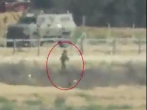 """מעצר פלסטינים על גבור עזה לקראת מו""""מ להשבת החללים ממבצע צוק איתן"""
