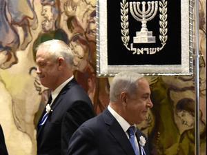 השבעת חברי כנסת לכנסת ה21, ירושלים, 30 באפריל 2019