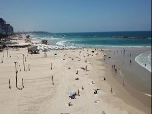 מצב החופים בישראל רגע לפני פתיחת עונת הרחצה