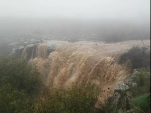 לאחר סוף שבוע סוער, מזג האוויר הגשום נמשך לתוך השבוע  הנוכחי: גשם ירד ברחבי הארץ, מלווה בסופות רעמים. אתר רשמי