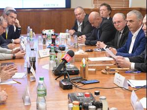 ראש הממשלה בנימין נתניהו בדיון כלכלי בנושא מגיפת הקורונה,5 במרץ 2020