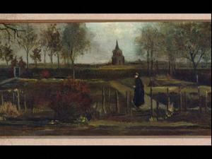 ציור של ואן גוך נגנב ממוזיאון בהולנד שנסגר בגלל הקורונה 31.3.20