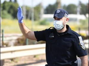 מבצע ׳אביב מוגן'- פעילות משטרת ישראל במהלך חג הפסח בצל נגיף הקורונה, 8 באפריל 2020