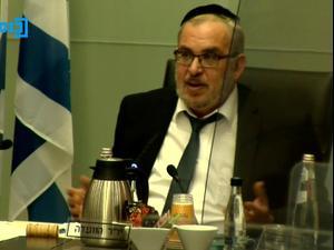 משרד הבריאות בוועדת החוקה: הייתה טעות בנתונים בטבריה 28.06.20