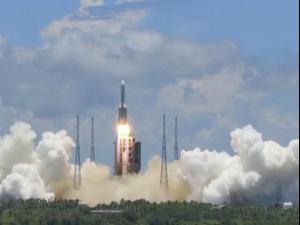 סין שיגרה חללית לא מאויישת ראשונה למאדים 23.7.20. רויטרס