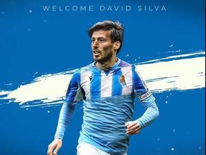 ריאל סוסיאדד מציגה: דויד סילבה חתם בקבוצה
