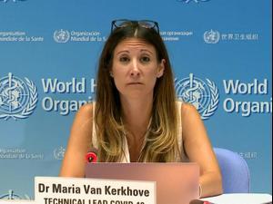 ארגון הבריאות העולמי על מסיבת הבריכה בווהאן: צעירים אינם בלתי מנוצחים 18.8.20