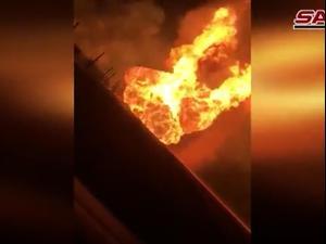 סוריה: פיצוץ בצינור גז מרכזי בבירה הוביל להפסקת חשמל 24.8.20