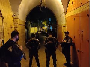 3 חודשים אחרי הירי באיאד אל חלאק: החוקרים עורכים שחזור בעיר העתיקה 26.8.20