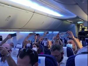 על הטיסה ההיסטורית לאבו דאבי: עוברים מעל שמי סעודיה ומזכרות מיוחדות, 31.08.20