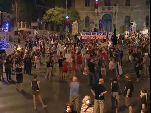 השבוע ה-11 למחאה נגד נתניהו: הפגנות בכבישים, בקיסריה ובבלפור 5.9.20