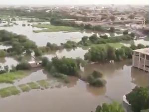 מצב חירום בסודאן בעקבות הצפות: מאה הרוגים ועשרות אלפים חסרי בית   6.9.20