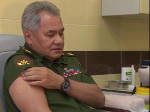 רוסיה: שר הביטחון מקבל את החיסון נגד קורונה שפותח במדינה 6.920