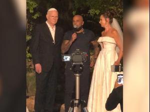 אייל גולן מחתן את לאה שנירר