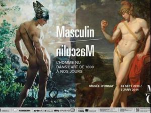 """תערוכת """"האדם הערום באמנות מהמאה ה-18 ועד היום"""" שהוצגה במוזיאון ד'אורסה בפריז"""