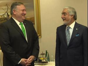 פתיחת שיחות השלום בין ממשלת אפגניסטן לטליבאן 12.09.2020