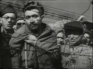 מחנה ההשמדה אושוויץ בירקנאו - ארכיון בשחור לבן ממלחמת העולם השנייה  16.9.20. רויטרס