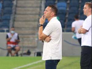 ברק בכר מאמן מכבי חיפה