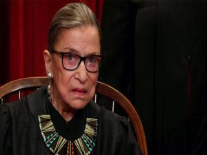 """ארה""""ב: שופטת העליון ביידר גינזבורג הלכה לעולמה בגיל 87 19.09.20"""