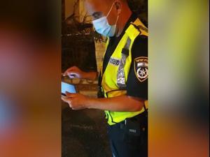 סגר בראש השנה: שוטרים סירבו לאפשר לנהג אמבולנס לצאת מחיפה 20.09.20