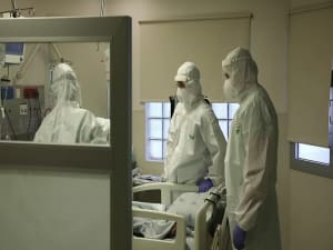 עומס בבתי החולים בעקבות העלייה בתחלואה בקורונה  22.9.20