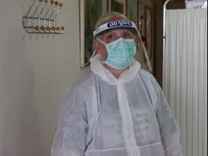 """התפרצות קורונה בבית הסיעודי """"בית הזית"""" בקיבוץ שמרת: 6 מתים ו-26 חולים  24.9.20"""