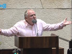 """הכנסת דנה באישור הגבלות הסגר: """"עוסקים כל היום בהפגנות במקום בחולים"""" 24.09.20"""