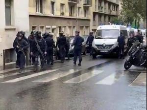 4 פצועים מדקירות בפריז, הרקע נבדק 25.09.2020